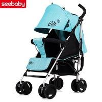 Seebaby 特價 嬰兒 幼兒 手推車 bb 士的車 S03A