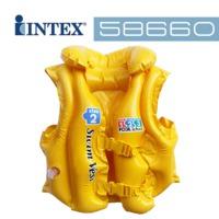 游泳用品 INTEX bb 嬰兒 兒童救生衣(背心款)