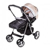 Combi Mega Ride Deluxe 雙向 嬰兒 手推車 bb 車