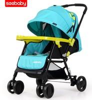 Seebaby 特價 雙向 嬰兒 幼兒 手推車 bb 車 T11A