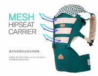 i-angle 2合1 Hipseat+Carrier多功能護脊揹帶
