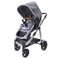 美國Zooper® Blues 多用途 摺疊 嬰兒 手推車