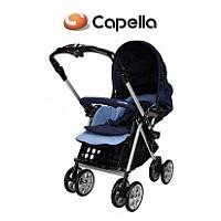 韓國 Capella 特價 雙向 嬰兒 幼兒 可站立 單手收車 手推車 bb車 S-707T