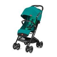 GB Qbit plus  全躺式 輕巧容易摺叠 靠背可調校的座背斜度 體積細小 慳位 防禦紫外線太陽篷 便攜式 嬰幼兒手推車 bb車 7.6 kgs