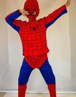 Halloween 萬聖節兒童服裝 蜘蛛俠