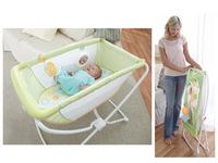 Fisher-Price 便攜式嬰兒彈性躺椅 W9452