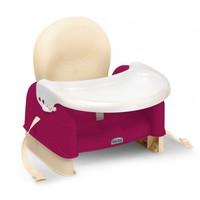 Weina 加高 嬰兒 bb 餐椅 食飯椅 安全椅 增高坐椅 - 紅莓色4009