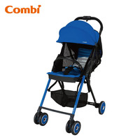 Combi F2 Plus AF 嬰兒 手推車 bb 車 藍色