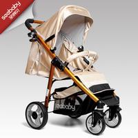 Seebaby 限量版 特價 高坐位 嬰兒 手推車 bb 車 T10A