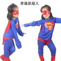 Halloween 萬聖節兒童服裝 SUPARMAN 造型服