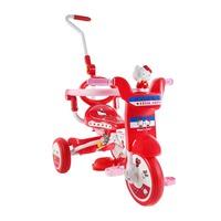 特價 正版 Disney Hello Kitty 摺合 三輪車