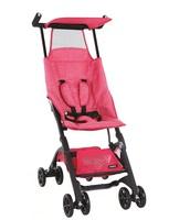 第三代Goodbaby Pockit 可摺 嬰兒 手推車 bb 車 粉紅色