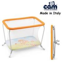 意大利 CAM Lusso 嬰兒 安撫 遊戲床