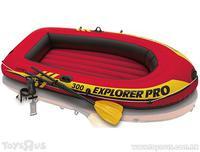 游泳用品 Intex 充氣橡皮艇套裝 841622