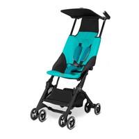 特價 第三代 Goodbaby Pockit 折疊嬰兒手推車 可帶上飛機 行李櫃 輕便bb車 嬰幼兒手推車 bb車 4.3kg 湖水藍色