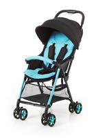Geoby 特價 超輕 bb 幼兒 嬰兒 可站立 單手收車 手推車 (4kg) - 綠色