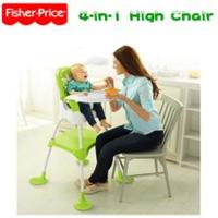 Fisher Price 4-in-1 百變寶寶 bb 嬰兒 高腳餐椅 High Chair