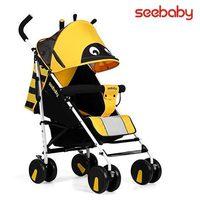韓版 Seebaby 特價 嬰兒 幼兒 手推車 士的車 bb 車 小蜜蜂款 S02