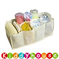 BB嬰兒用品~媽媽奶粉袋分隔包/分格內膽(米色) M136 現貨