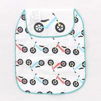 bb嬰兒用品~優質5層紗布大號墊背吸汗巾(單車) BB1380 現貨
