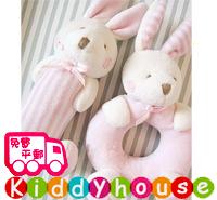 bb嬰兒玩具/禮物精選~韓版可愛小兔搖鈴手環搖鈴棒棒套裝 T208 現貨