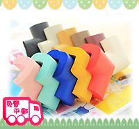 嬰兒家居安全用品~兒童用品優質加厚聚脂防撞護桌角(一包4個) OT012 現貨