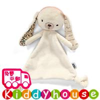 BB嬰兒玩具~萌萌兔柔軟安撫巾 T450 現貨