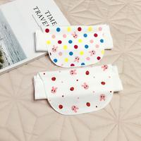 bb嬰兒用品~可愛小兔熊仔4層紗布大號墊背吸汗巾2條組 BB1383 現貨