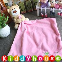 bb嬰兒玩具~可愛小熊立體安撫咬咬巾(粉紅色) T427 現貨