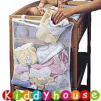 bb嬰兒用品~嬰兒床邊收納掛袋 OT093 現貨