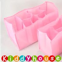 BB嬰兒用品~媽媽奶粉袋分隔包/分格內膽(粉紅色) M139 現貨