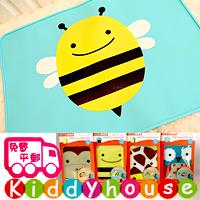 bb嬰兒/兒童開學用品~矽膠用餐墊(蜜蜂款) OT118 現貨