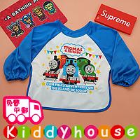嬰兒bb用品~優質日系兒童用餐/美勞罩衣/飯衣 BB1211 現貨