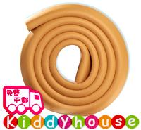 嬰兒家居用品~優質加厚防撞膠條-彷木色(加厚版) OT013-5 現貨