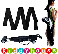 【NEW】bb嬰兒用品~嬰兒手推車揹帶 (黑色/Black) OT060 現貨
