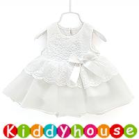 嬰幼兒bb衫~百日宴小公主純棉禮服夾衣裙 BB1362 現貨