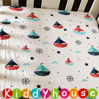 優質純棉嬰兒床笠 NP088
