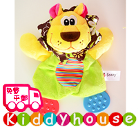 bb嬰兒玩具~多功能寶寶發育必備小玩偶(獅子王)T129 現貨