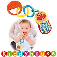 bb嬰兒玩具~麵包超人嬰兒感知牙膠安撫玩具 T517 現貨