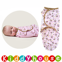 BB嬰兒用品/禮物精選~ Swaddle純棉嬰兒抱毯/襁褓/睡被(L碼) BB1273 現貨
