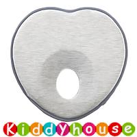 bb嬰幼兒用品~嬰兒防偏頭記憶枕頭(灰色) OT204 現貨