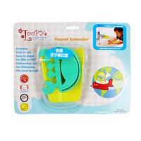 BB嬰兒用品~Loopy Gear可愛小螃蟹水龍頭伸延器(粉綠)  OT185 現貨