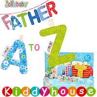 bb嬰兒玩具~JollyBaby字母彩掛套裝 T374 現貨