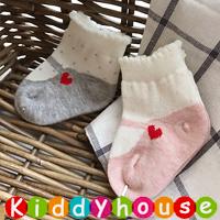 bb嬰兒用品~優質可愛初生嬰兒/小公主襪2對組 S380 現貨