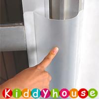 bb嬰幼兒家居安全用品~門邊(臼)防夾手門邊盾(3片裝) OT103 現貨