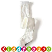 bb嬰兒用品~純色格仔紋初生嬰兒襪褲Legging S400 現貨