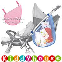 bb嬰兒用品~嬰兒手推車側邊掛袋(2色) OT038 現貨