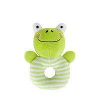 bb嬰兒玩具~JJovce 可愛小動物手搖鈴環安撫玩偶 T474 現貨