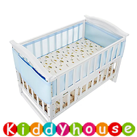 BB嬰兒用品~夏季特備~通爽嬰兒床網圍 NP141 現貨