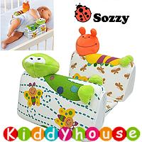 bb嬰兒用品/禮物精選~Sozzy可愛動物嬰兒定型側睡枕 NP011 現貨